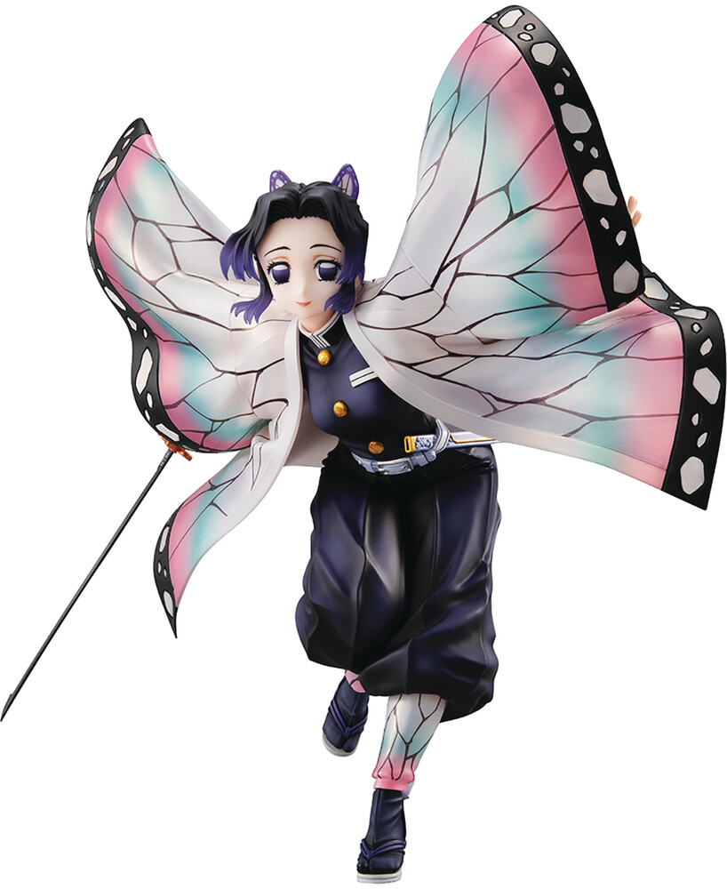 Megahouse - Megahouse - Gals Ser Demon Slayer Kimetsu Shinobu Kocho PVC Figure