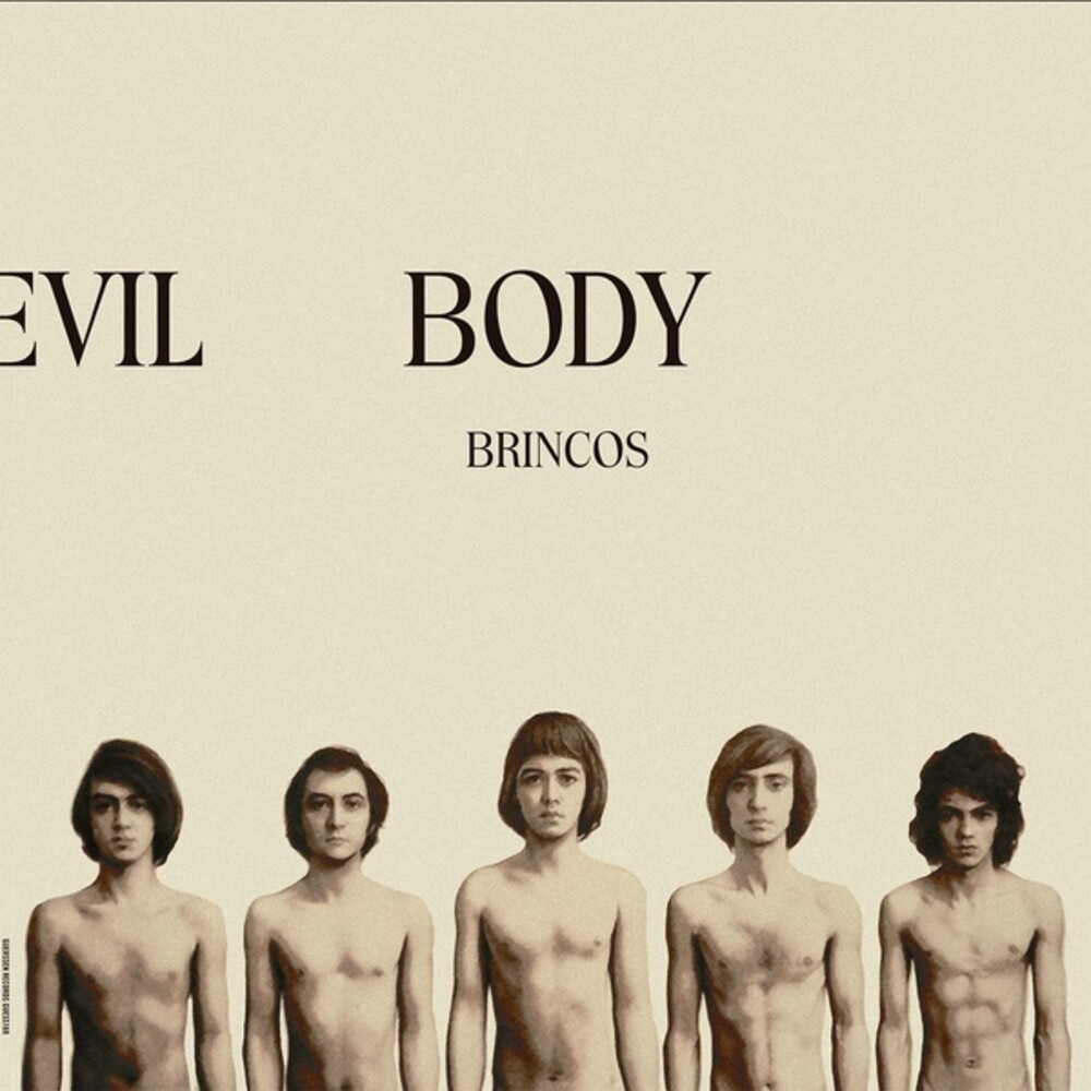 Brincos - World Devil Body / Mundo Demonio Carne