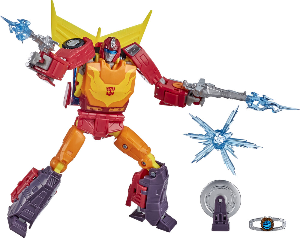 - Hasbro Collectibles - Transformers Generations Studio Voyager 86 HotRod