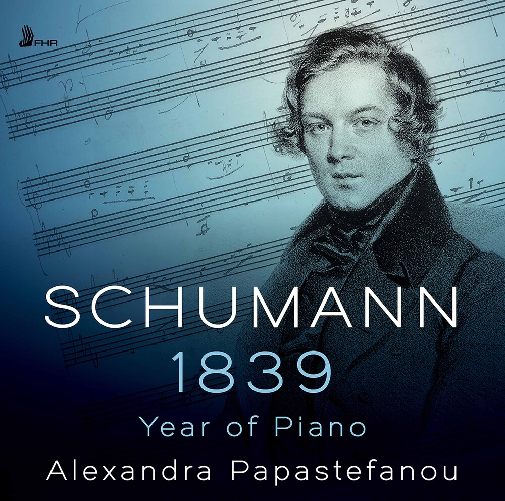 Schumann / Papastefanou - 1839 Year Of Piano (2pk)