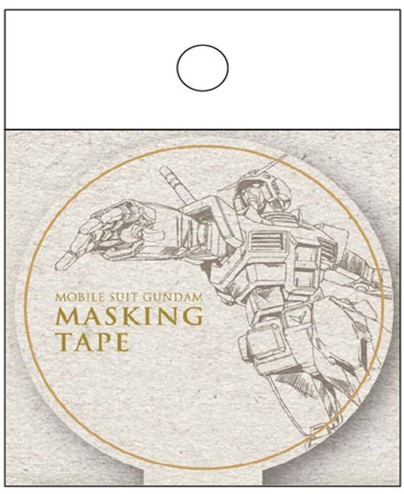 - Gundam - Masking Tape Stationary 6 RX-78-2