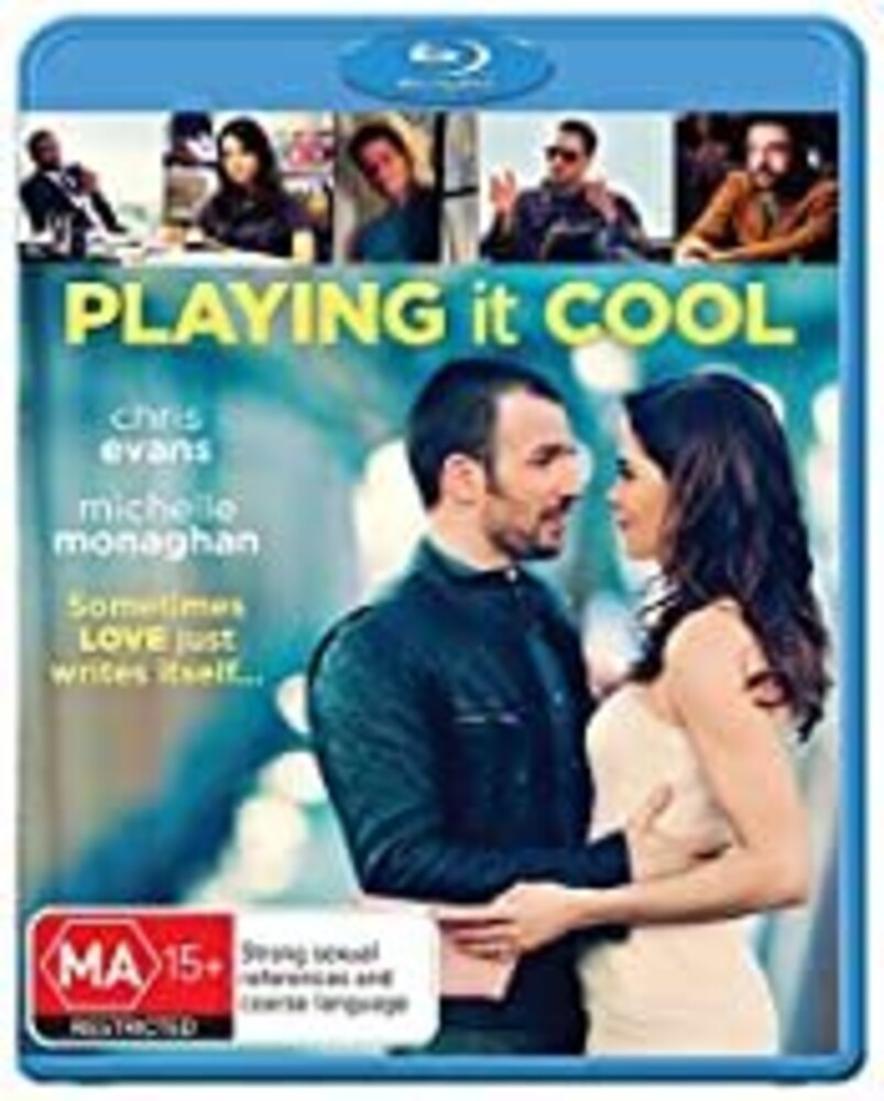 Playing It Cool - Playing It Cool / (Aus)