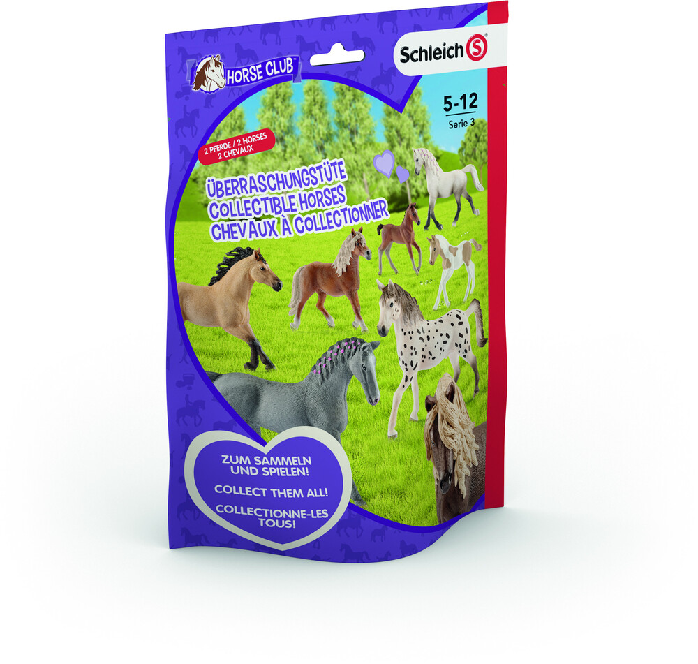 Schleich - Horse Club Large Blind Bag