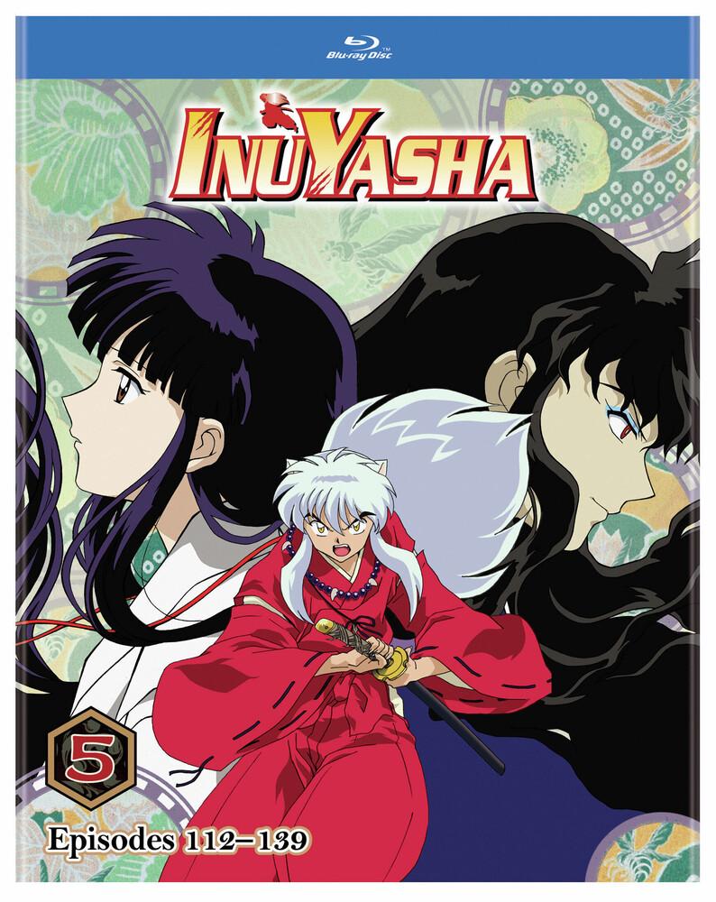 Inuyasha Set 5 - Inuyasha Set 5 (4pc) / (Box)