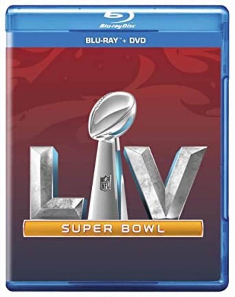 NFL Super Bowl Lv Champions Combo - Nfl Super Bowl Lv Champions Combo (2pc) (W/Dvd)