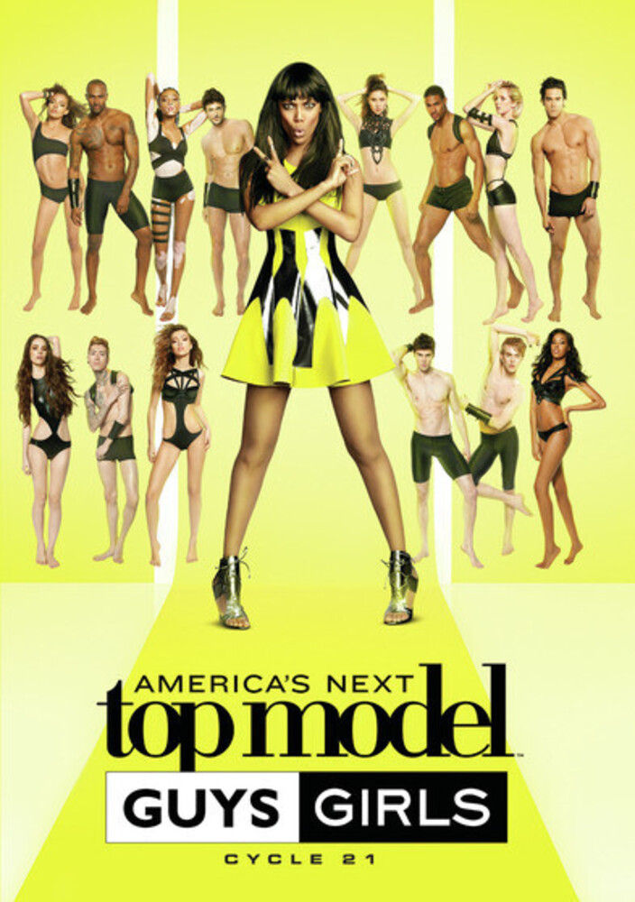 America's Top Model Cycle 21 - America's Top Model Cycle 21