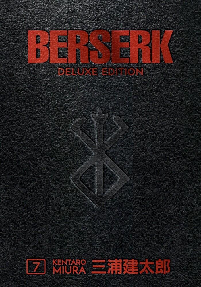 Miura, Kentaro - Berserk Deluxe Volume 7