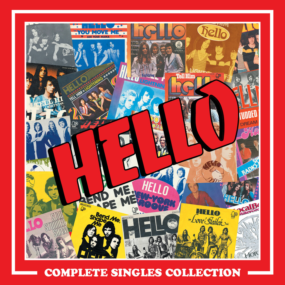Hello - Complete Singles Collection (Uk)