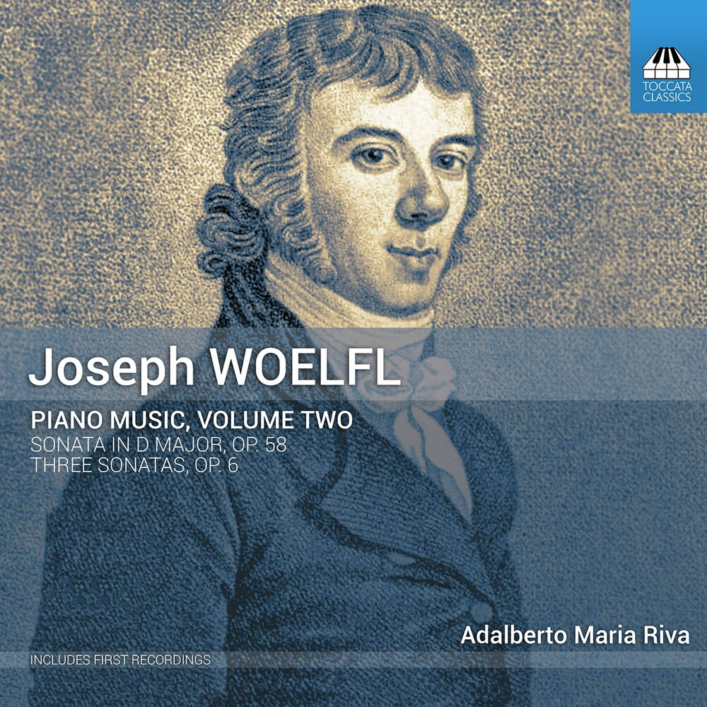 Woelfl / Riva - Piano Music 2
