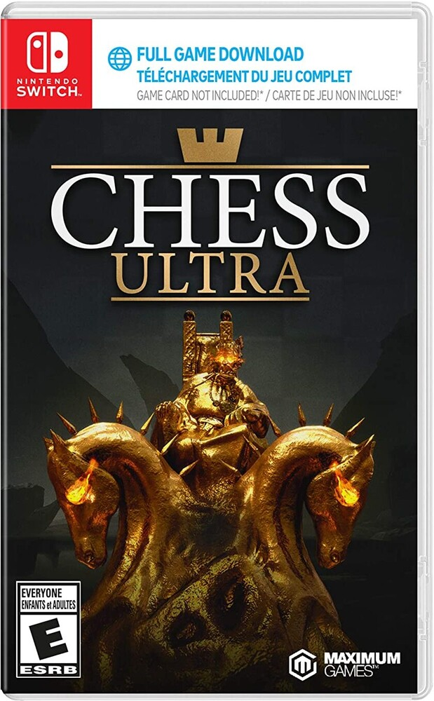 - Chess Ultra (CODE IN BOX) for Nintendo Switch
