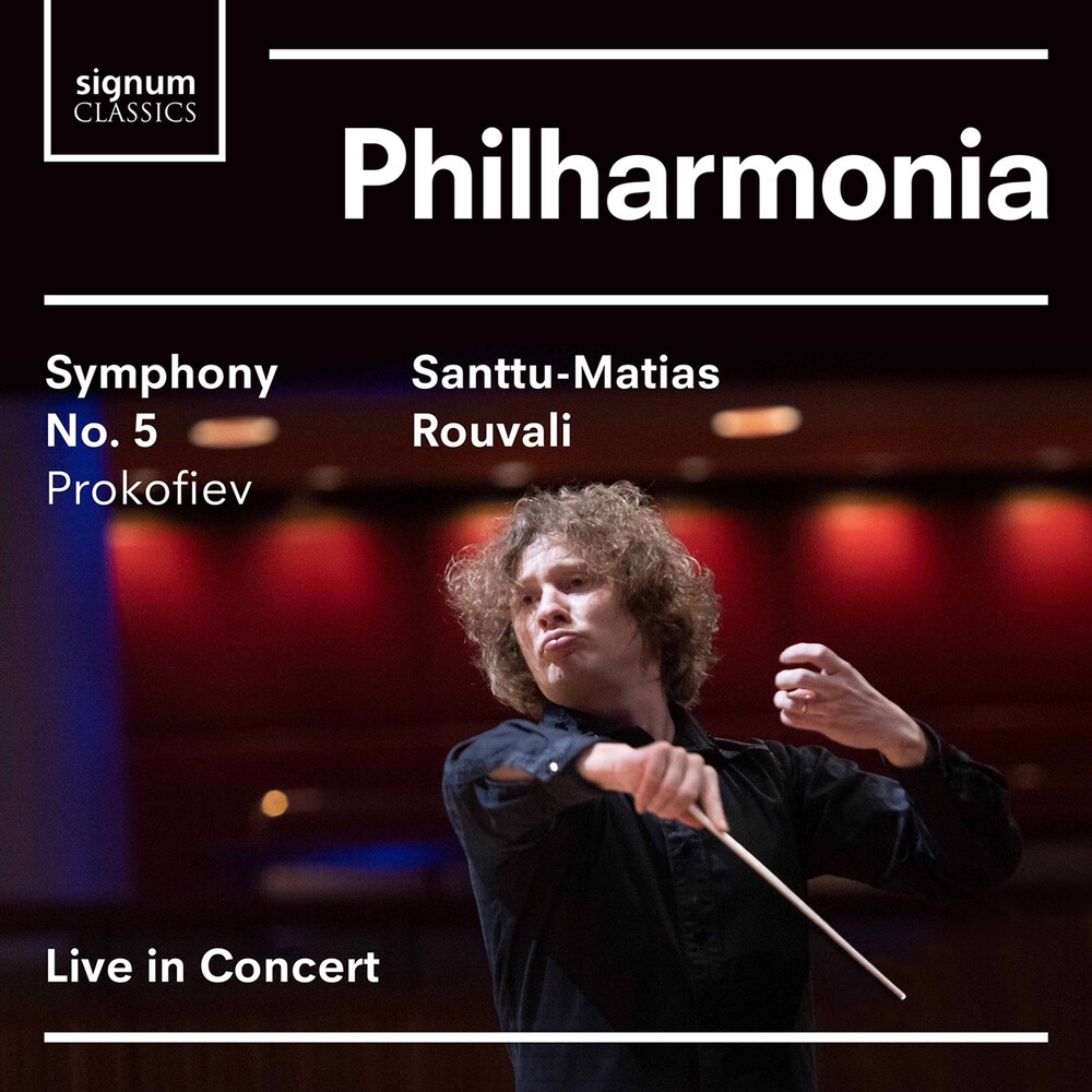 Prokofiev / Philharmonia Orch / Rouvali - Symphony 5