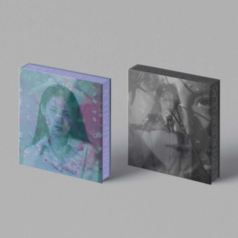 Iu - Lilac (Random Cover) (Stic) (Phob) (Phot) (Asia)