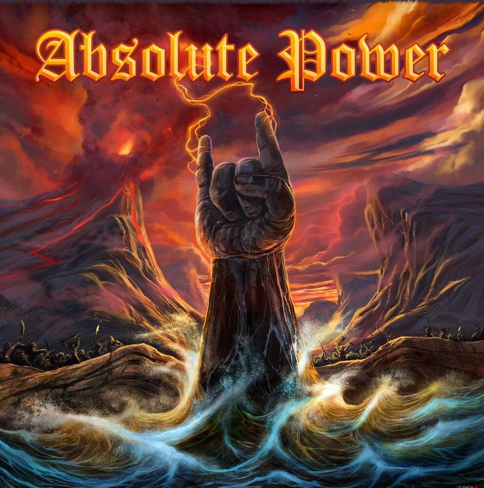 Absolute Power - Absolute Power (Clear Vinyl) [Colored Vinyl] [Clear Vinyl]