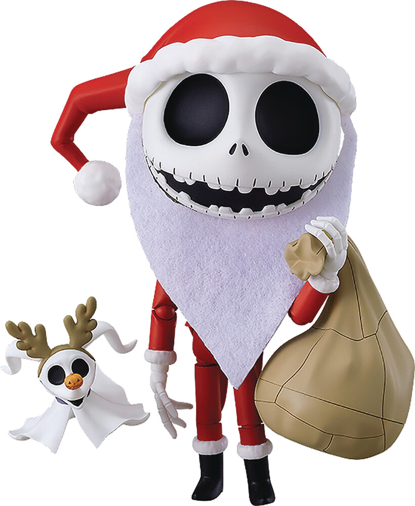 - Nightmare Before Christmas Jack Nendoroid Af Sandy