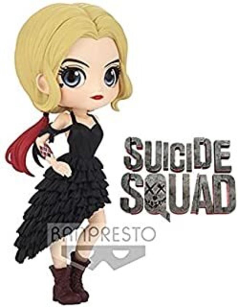 - Suicide Squad Q Posket Harley Quinn B (Clcb) (Fig)