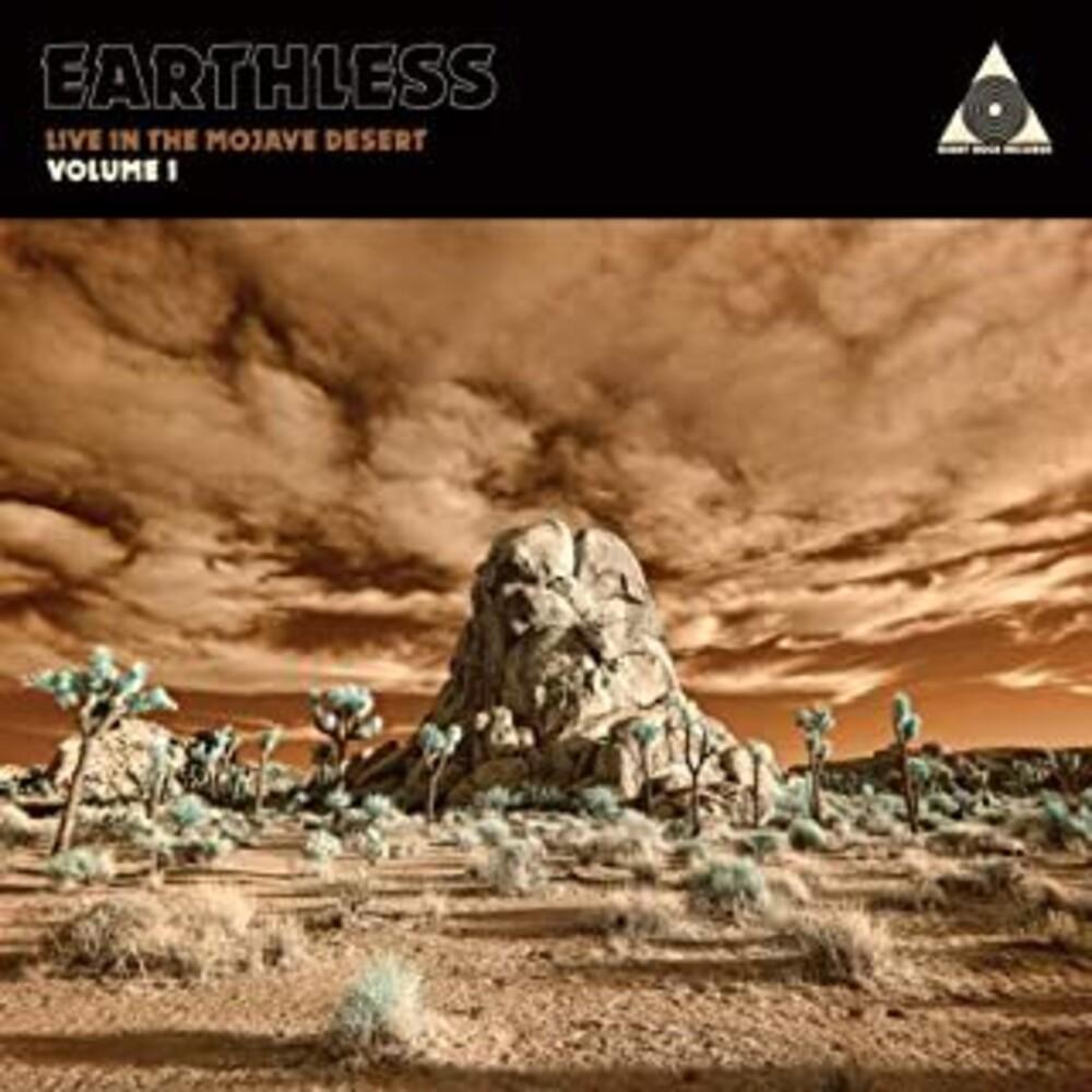 - Earthless Live In The Mojave Desert 1
