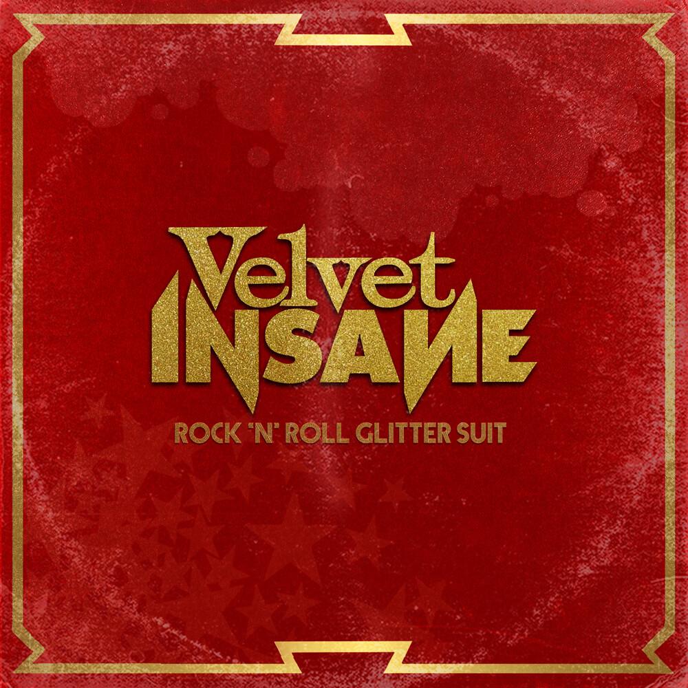 - Rock 'n' Roll Glitter Suit