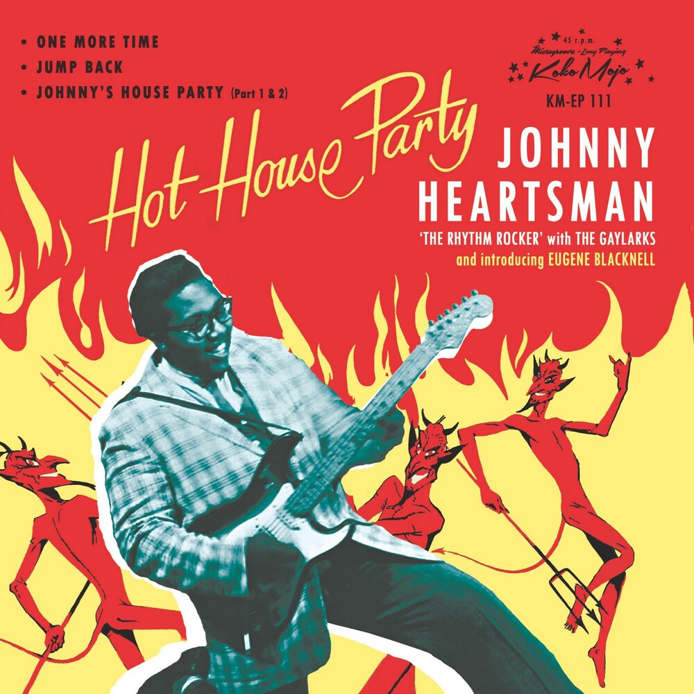 Johnny Heartsman - Johnny Heartsman (Ep)
