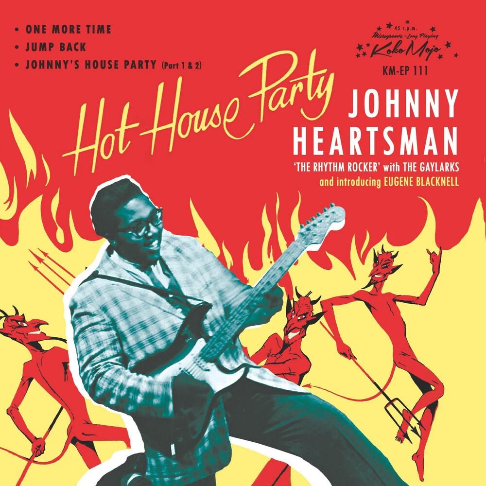 Johnny Heartsman - Johnny Heartsman (Ep)