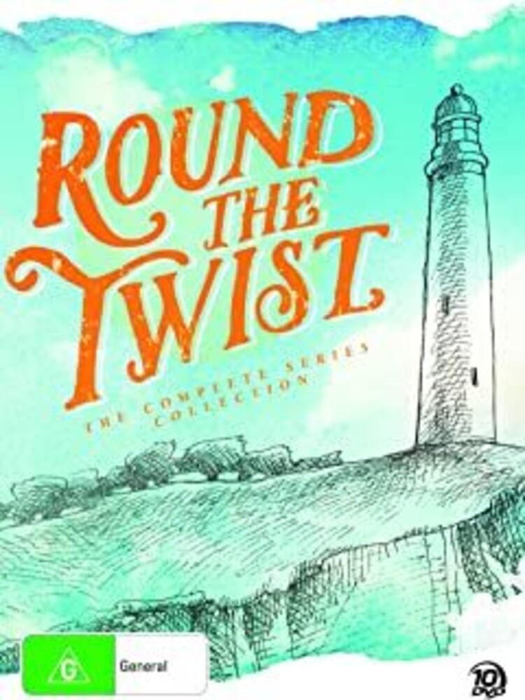 - Round The Twist: The Complete Series Collection