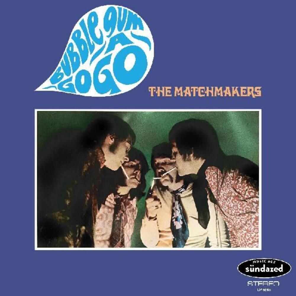 Matchmakers - Bubble Gum-A-Gogo [Colored Vinyl] (Pnk)