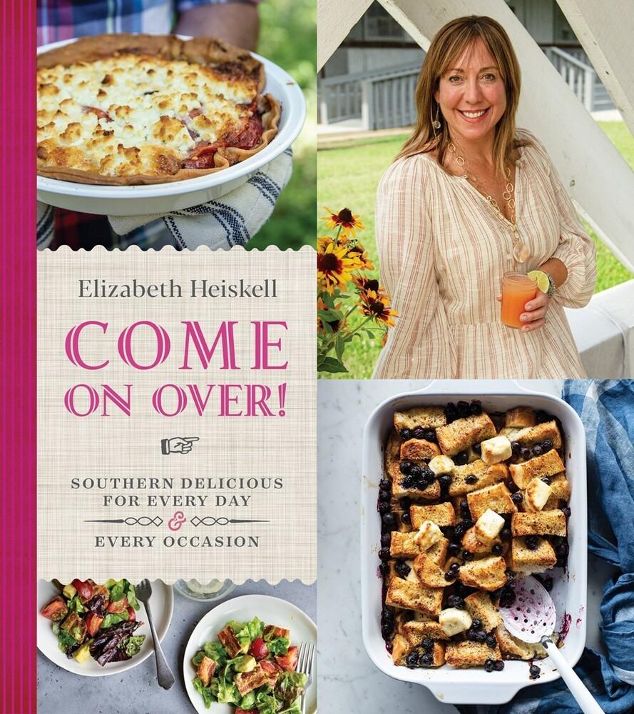 Elizabeth Heiskell - Come On Over (Hcvr)