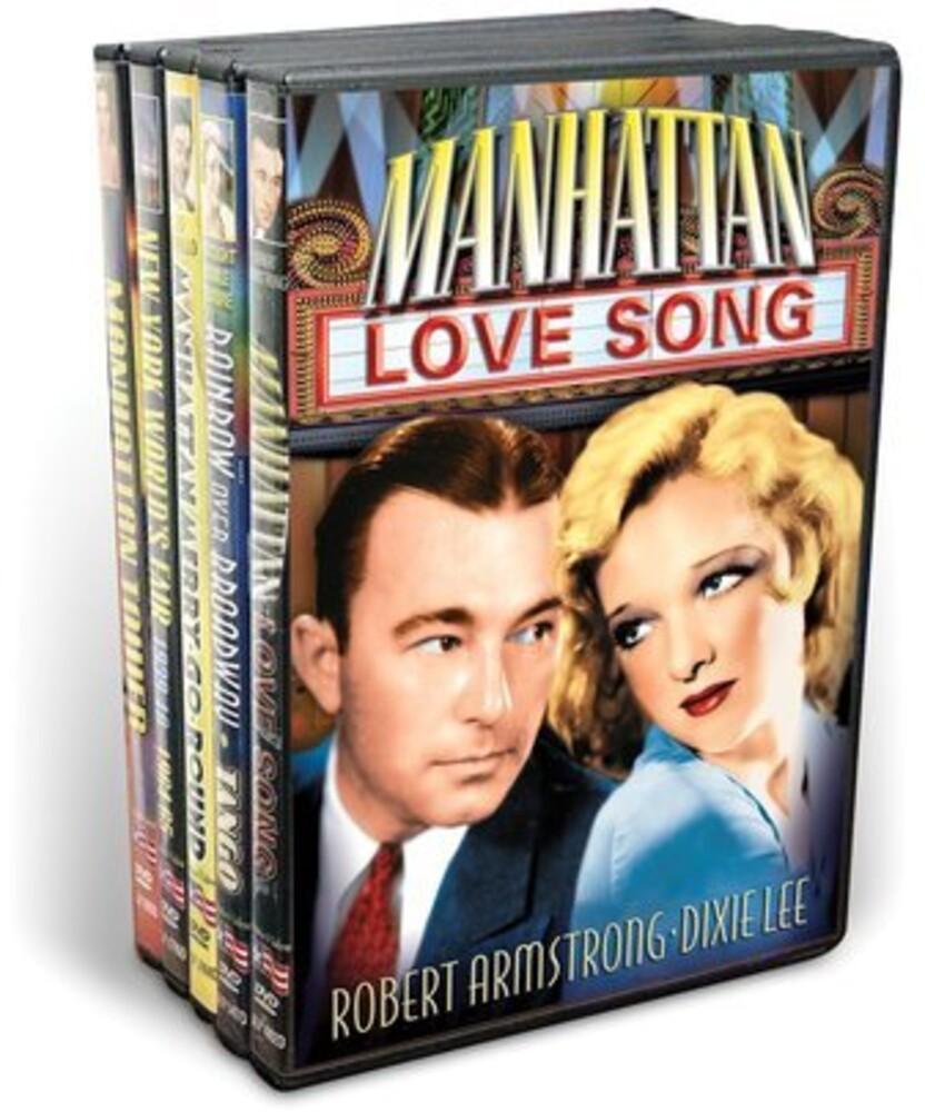 - New York New York: Manhattan Movie Collection