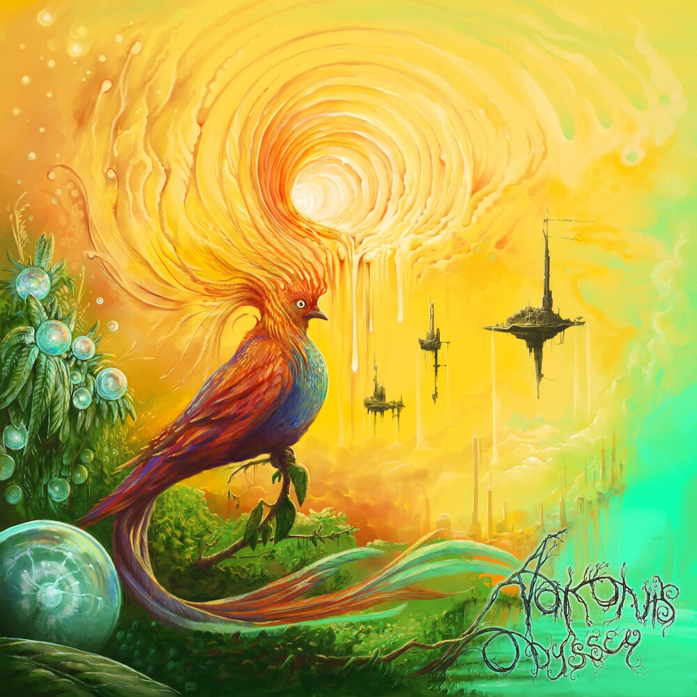 Vokonis - Odyssey [Colored Vinyl] (Purp) (Uk)