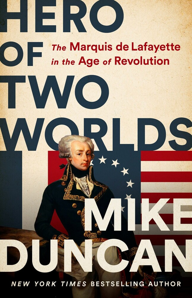 Mike Duncan - Hero Of Two Worlds (Hcvr)