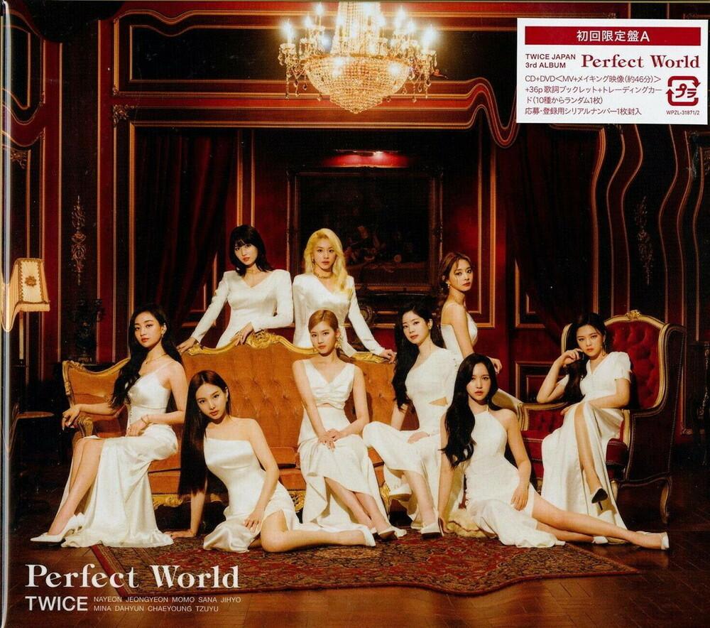 Twice - Perfect World (Version A) (Jpn)