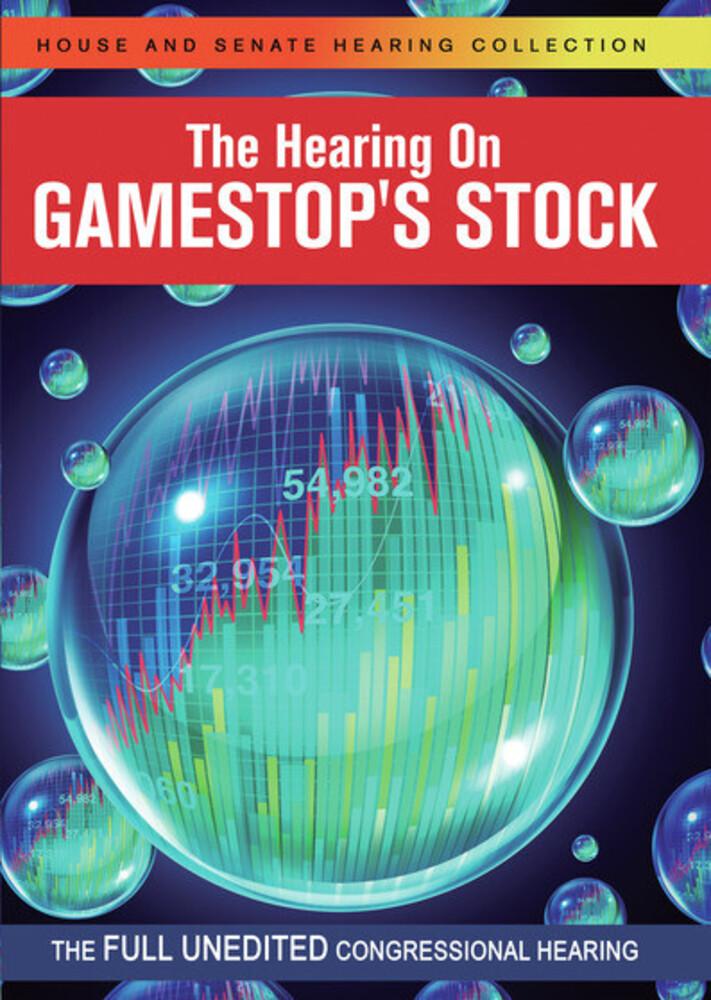 - Hearing On Gamestop's Stock / (Mod)