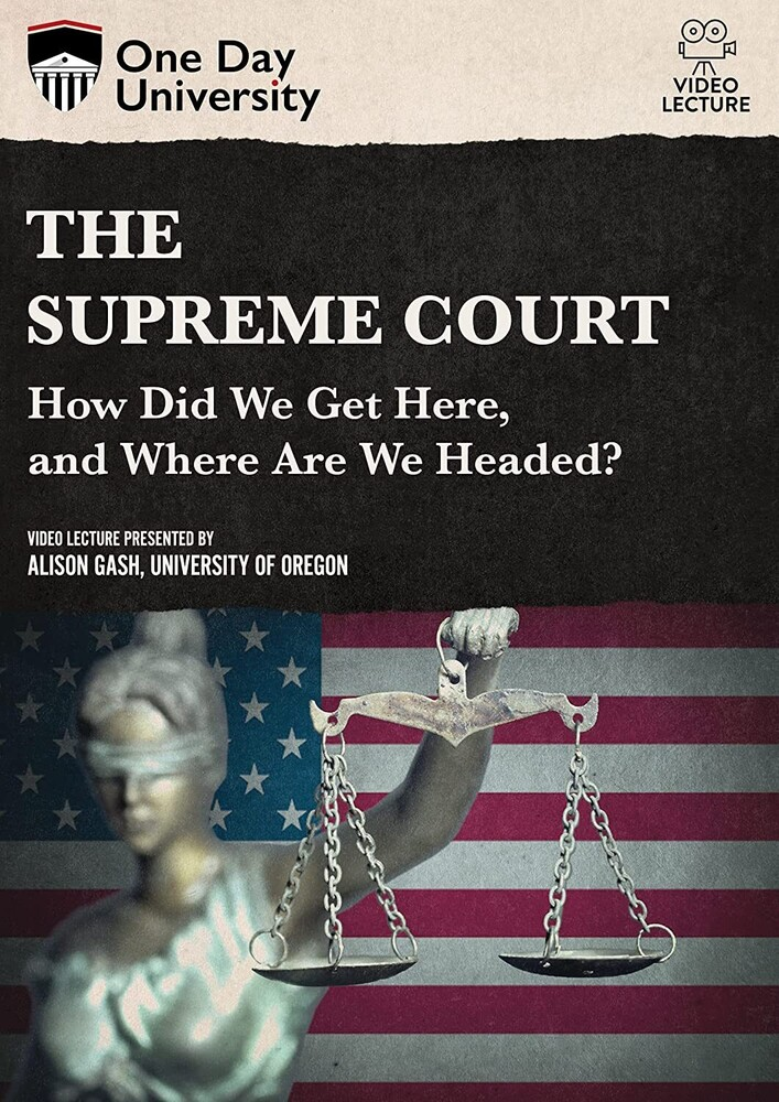 Supreme Court: How Did We Get Here and Where Are - Supreme Court: How Did We Get Here And Where Are