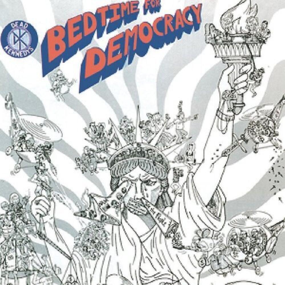 Dead Kennedys - Bedtime For Democracy (Uk)
