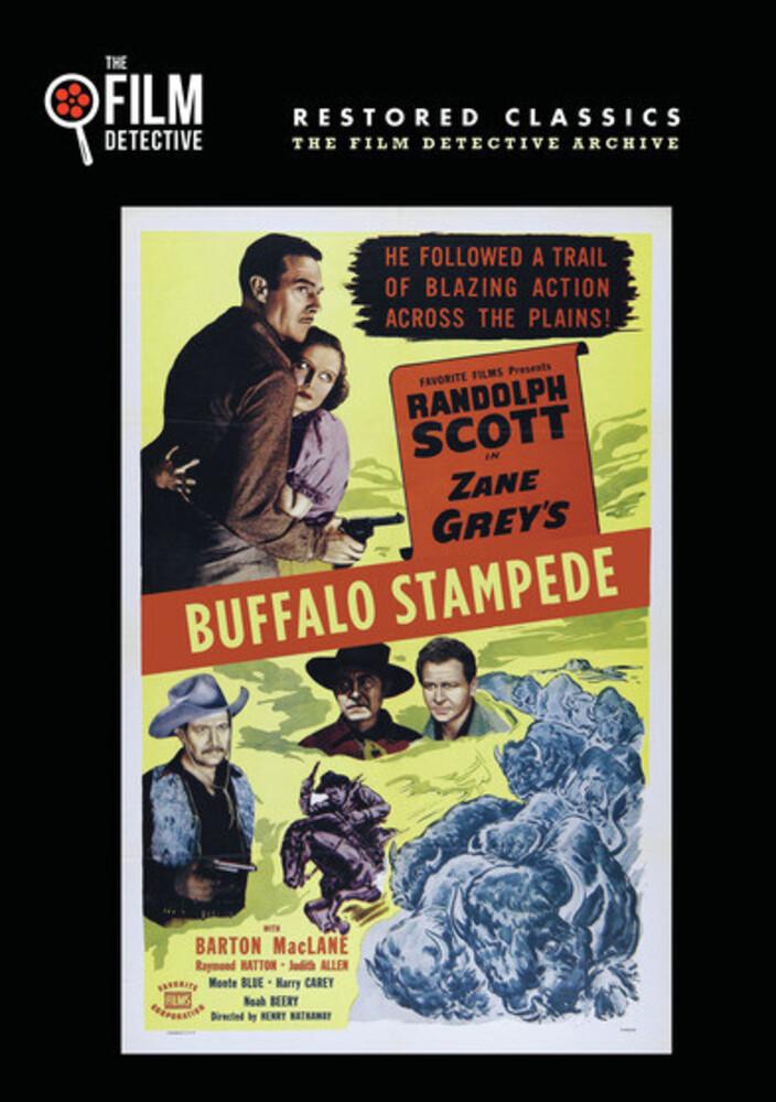 Buffalo Stampede - Buffalo Stampede / (Mod Rstr)