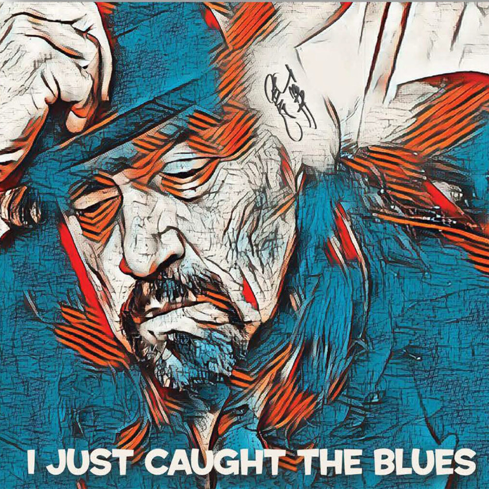 Jeff Chaz - Just Caught The Blues