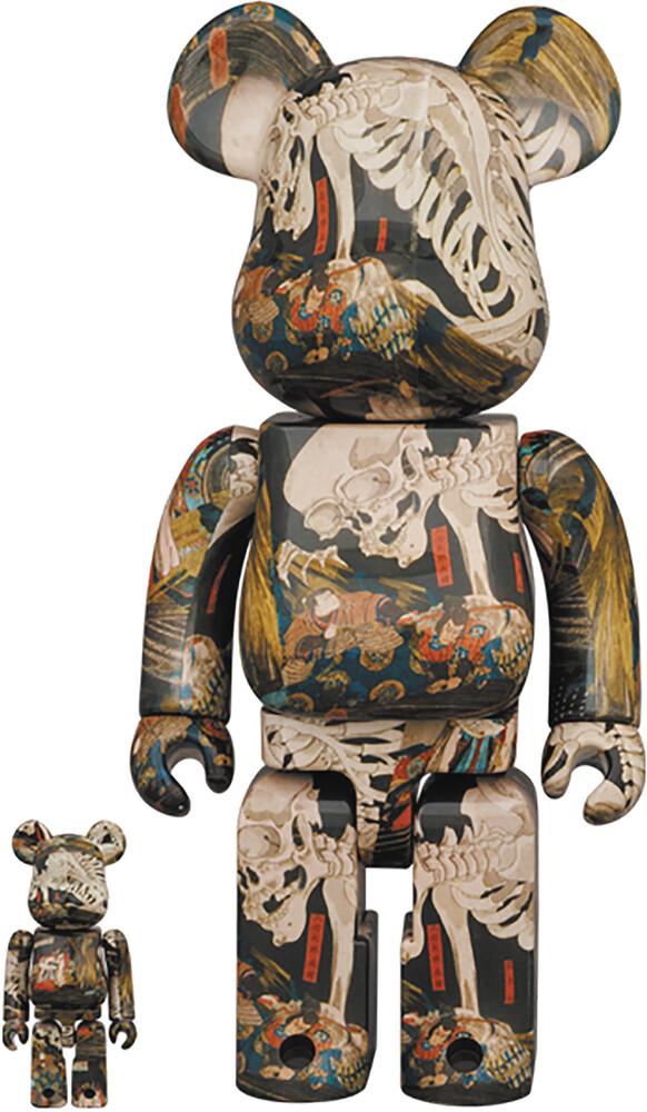 Medicom - Haunted Old Palace Utagawa Kuniyoshi 100% & 400% B