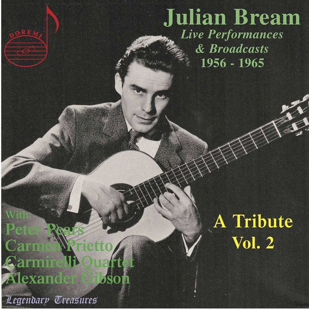 Julian Bream Live 2 / Various (2pk) - Julian Bream Live 2 / Various (2pk)