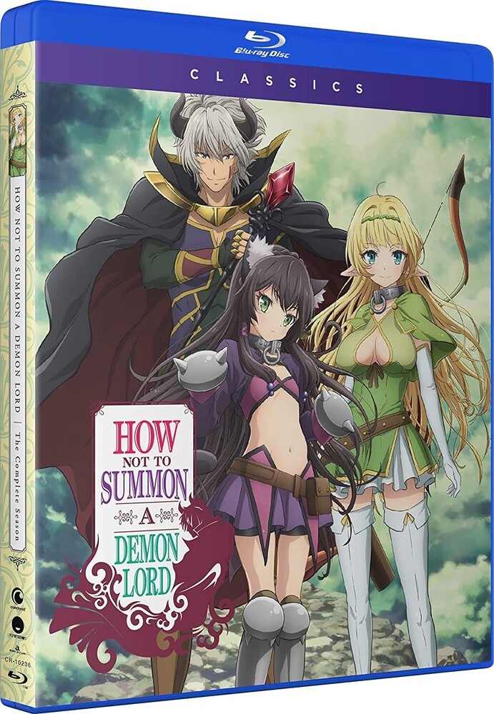 How Not to Summon a Demon Lord: Complete Season - How Not To Summon A Demon Lord: Complete Season
