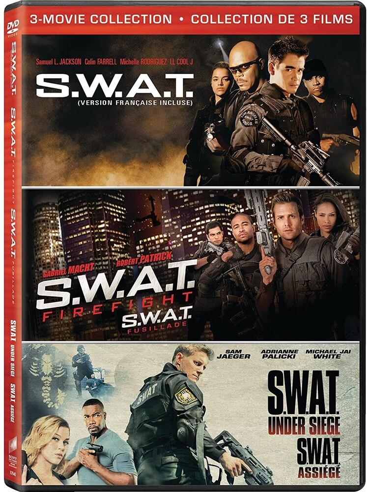 Swat (2003) / Swat: Firefight / Swat: Under Siege - S.W.A.T. (2003) / S.W.A.T.: Firefight / S.W.A.T.: Under Siege