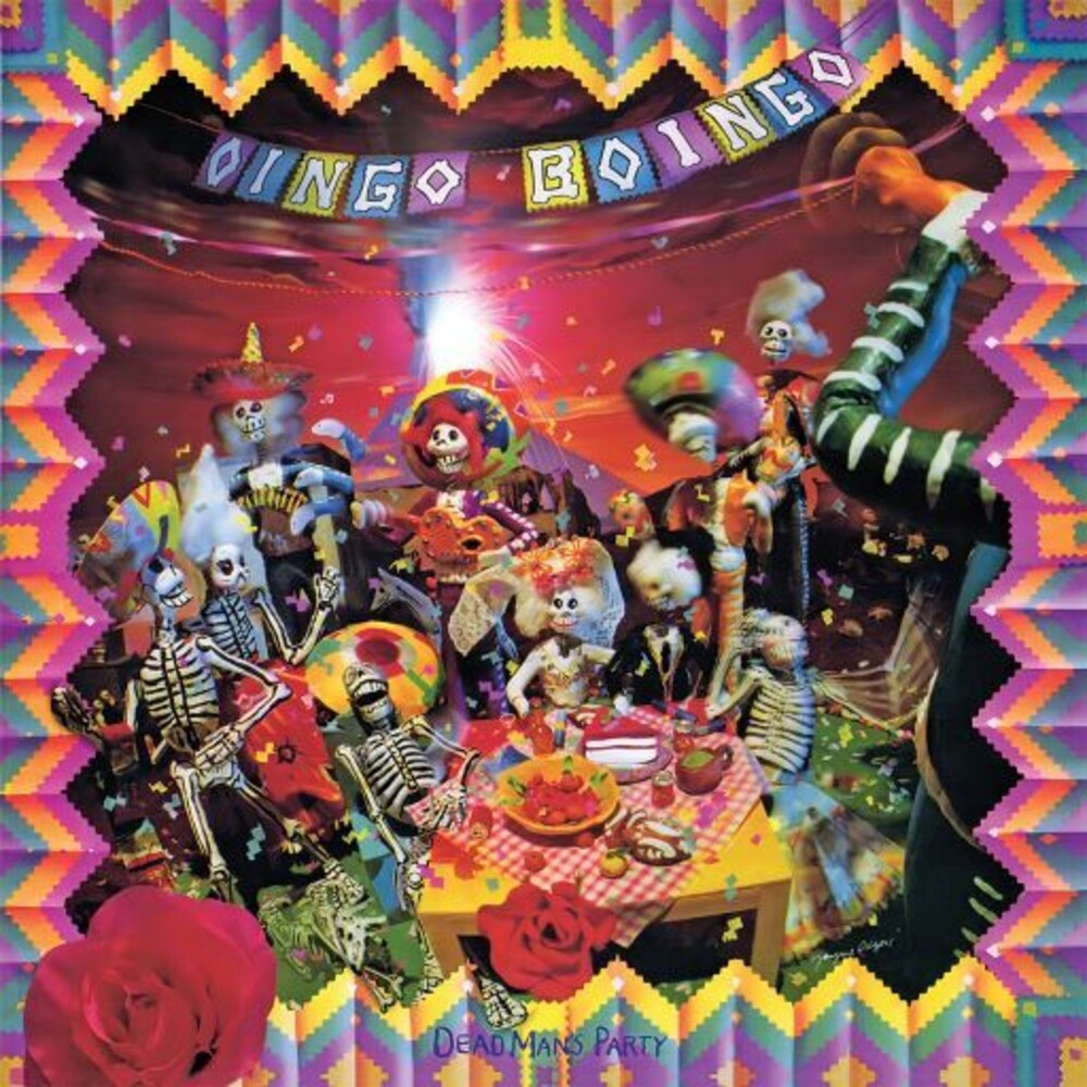 Oingo Boingo - Dead Man's Party (2021 Remastered & Expanded Ed.)