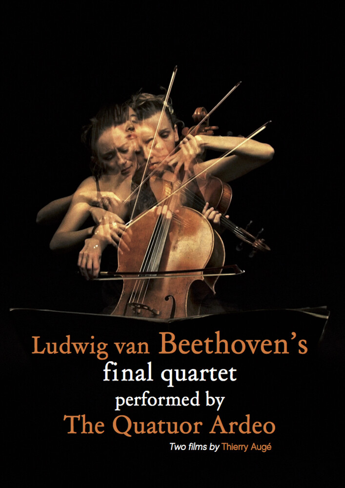 Quatuor Ardeo - Ludwig Van Beethoven's Final Quartet Performed By The Quatuor Ardeo