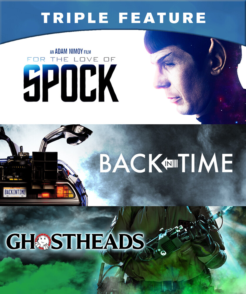 For the Love of Spock / Back in Time / Ghostheads - For The Love Of Spock / Back In Time / Ghostheads