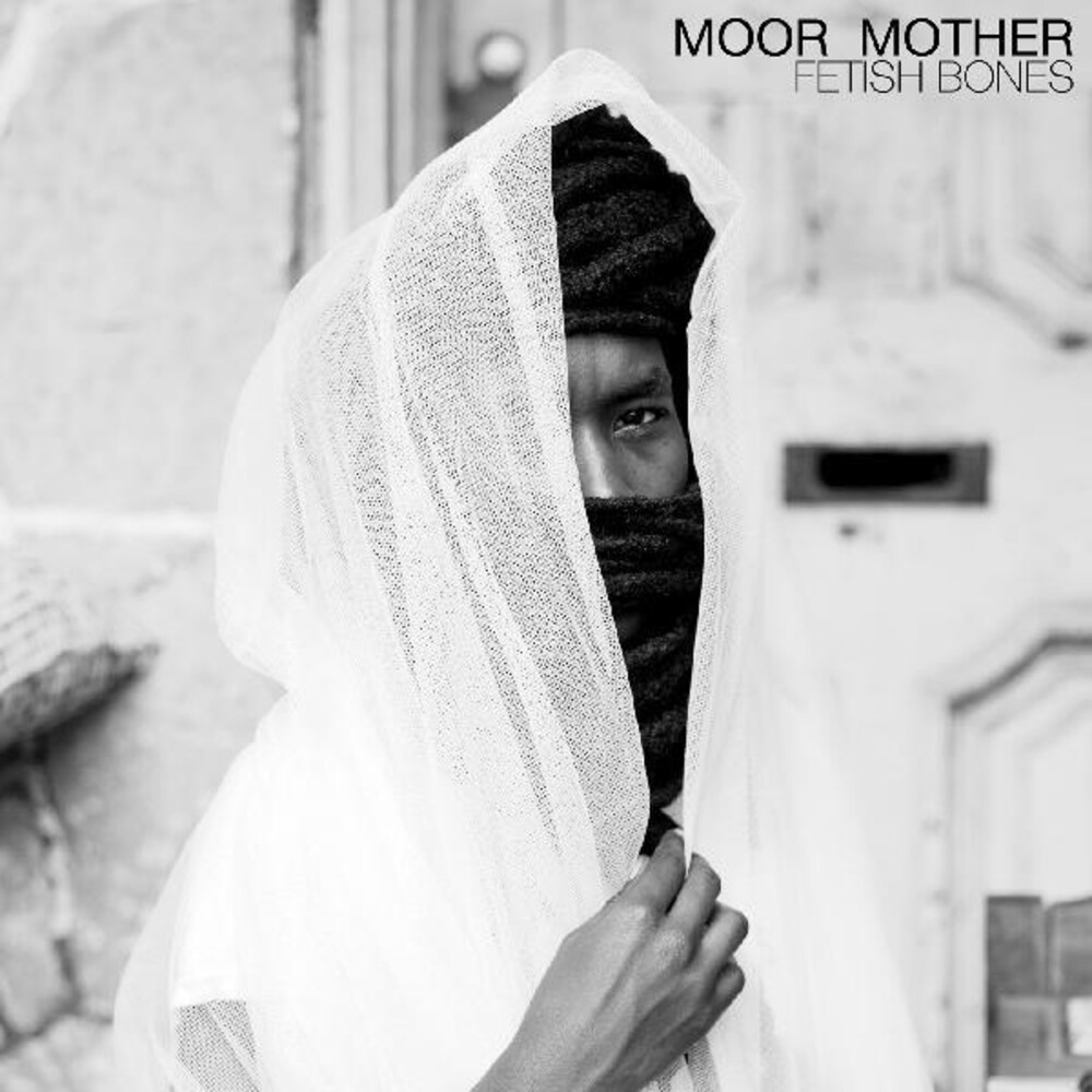 Moor Mother - Fetish Bones [Clear Vinyl] [Download Included]