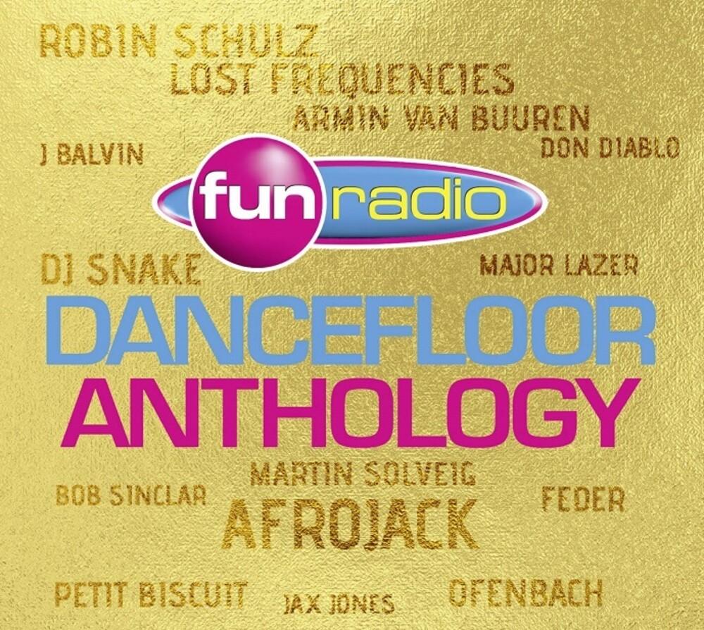 Various Artists - Fun Radio Dancefloor Anthology / Various