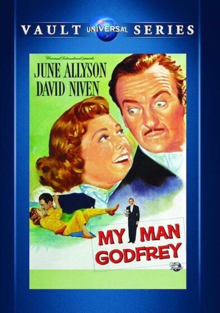 My Man Godfrey (1957) - My Man Godfrey