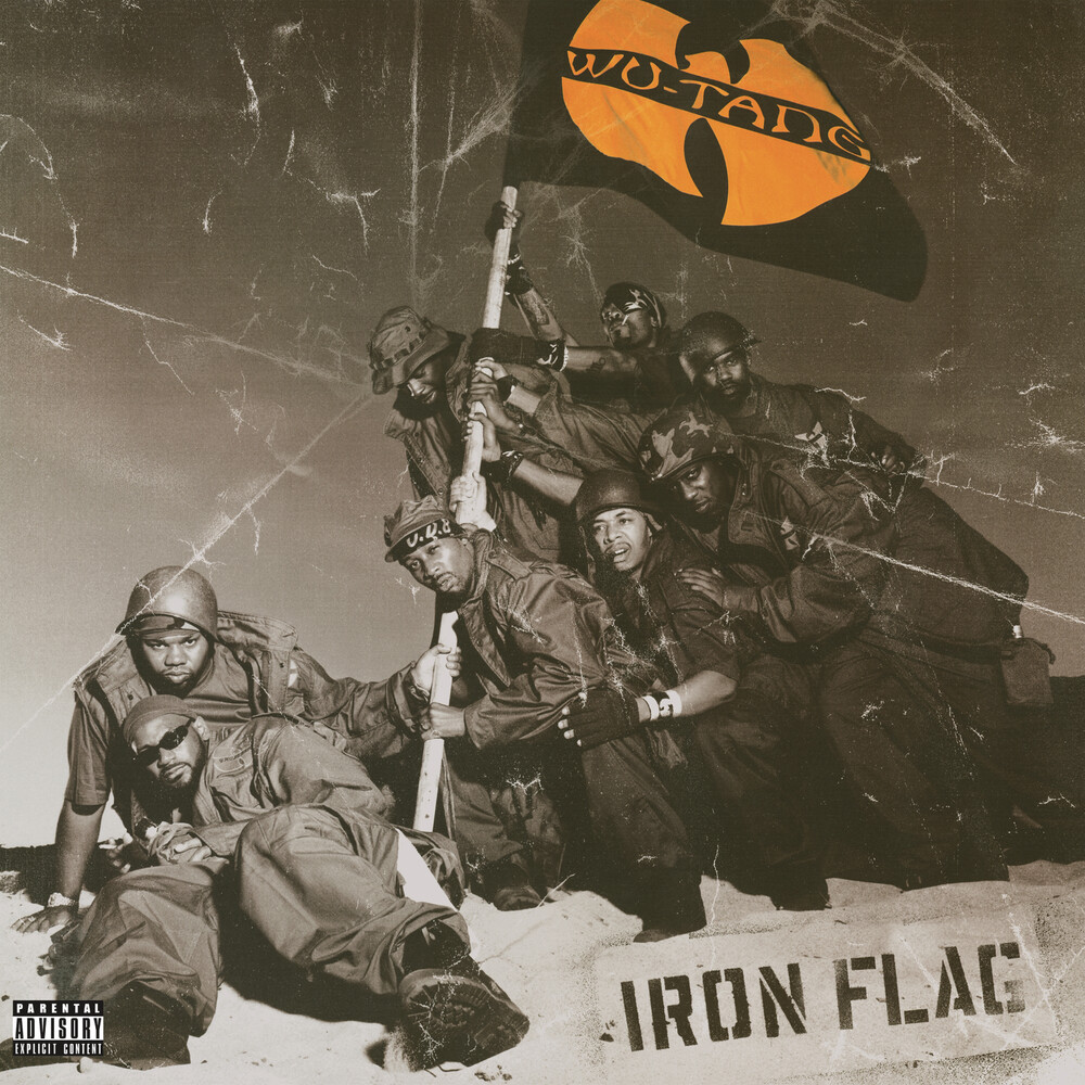 Wu-Tang Clan - Iron Flag (Hol)