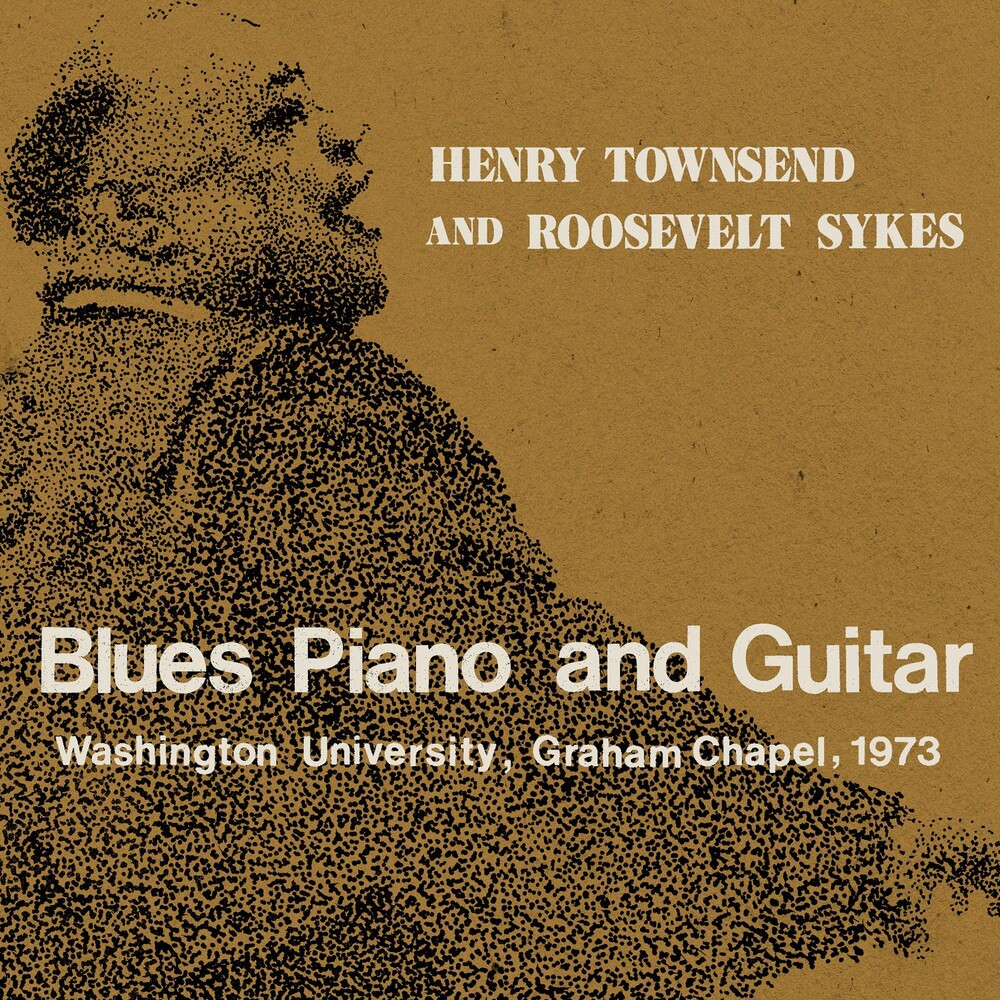 Henry Townsend - Blues Piano And Guitar