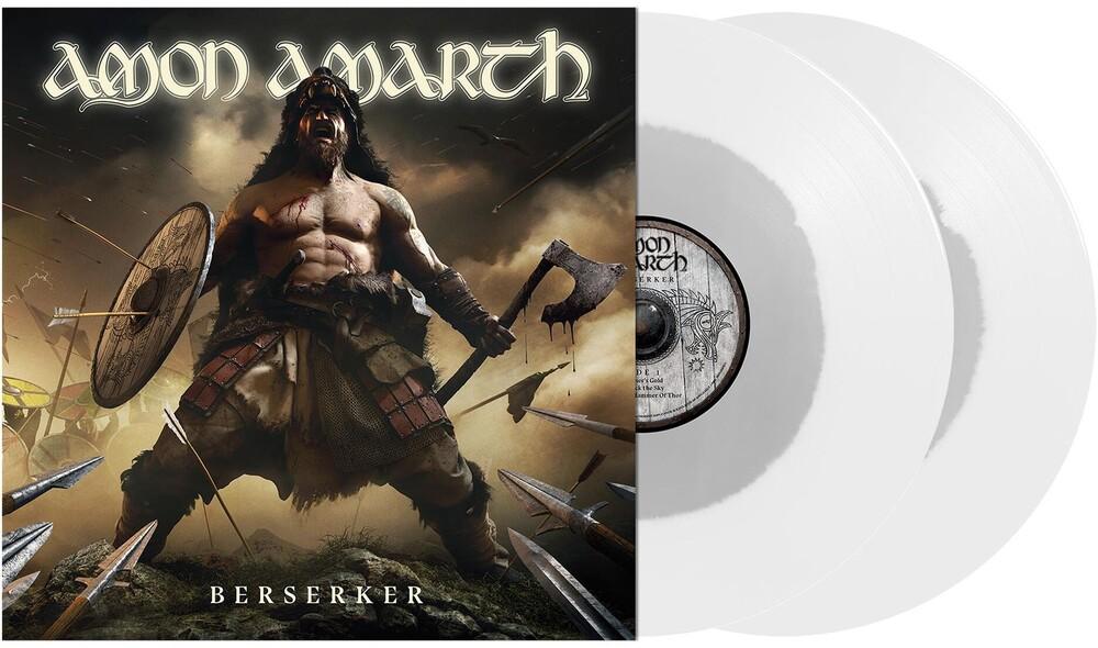Amon Amarth - Berserker [Indie Exclusive Limited Edition White/Silver 2LP]