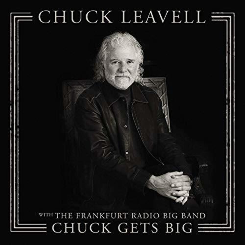 Chuck Leavell - Chuck Gets Big (with The Frankfurt Radio Big Band) [LP]