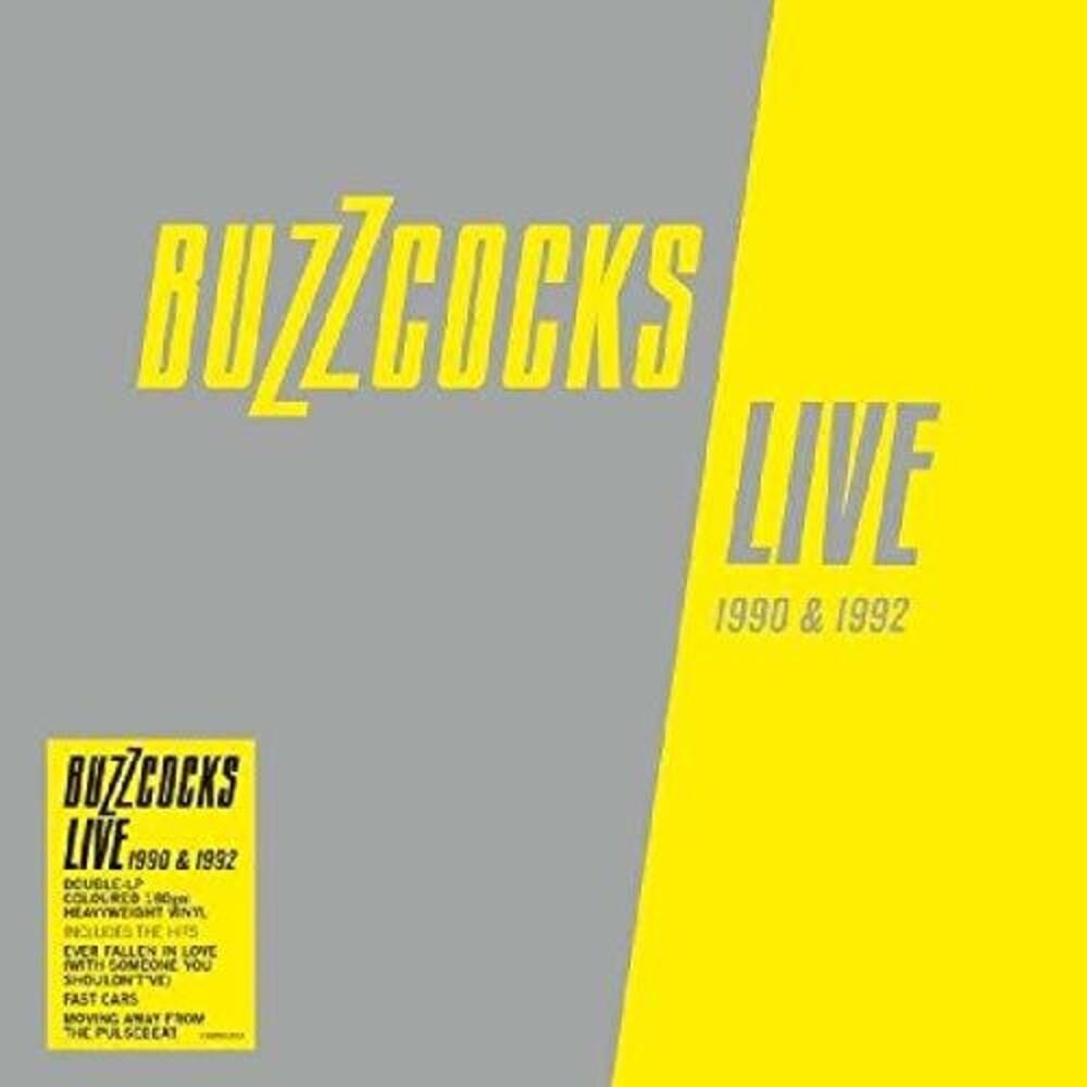 Buzzcocks - Live [Import LP]